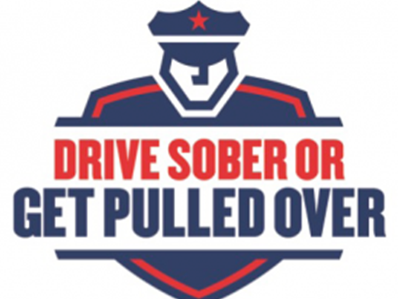 "Holiday Emphasis Patrol And New Year Begins With A Warning To ""Drive Sober Or Get Pulled Over."""