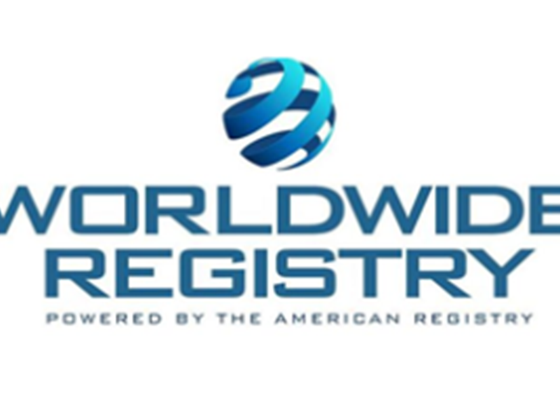 Jonathan Inducted into Worldwide Registry