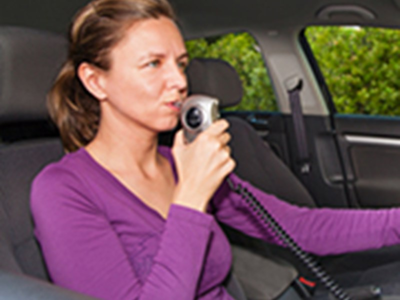 Breath Test Devices Manipulated To Show Higher BAC Levels.
