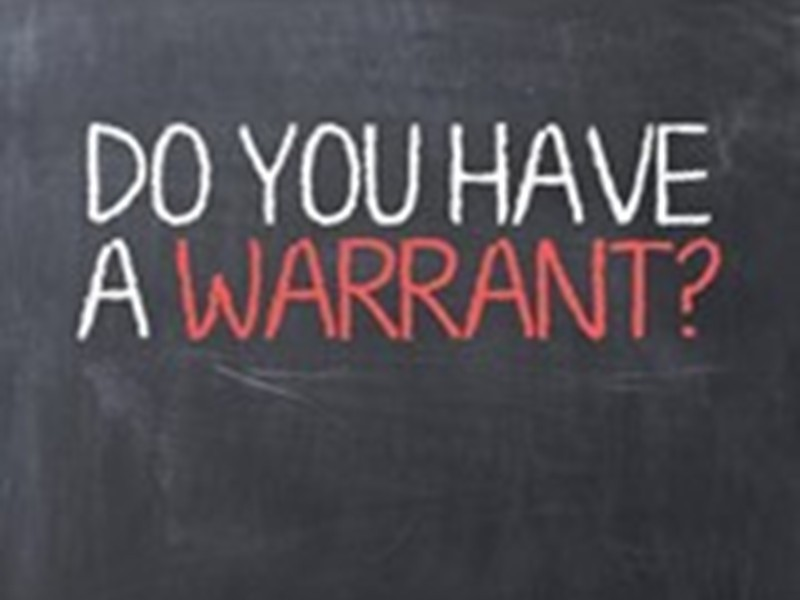 Warrants and DUIs: The Facts