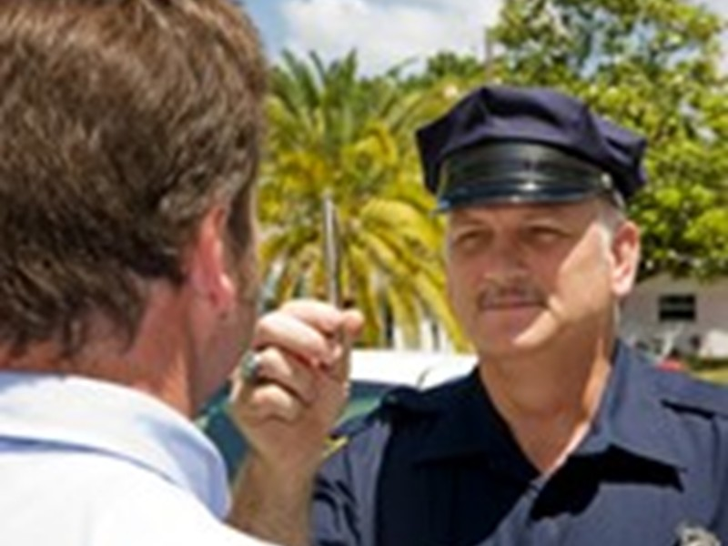 Saying No Thank You to a Sobriety Test - Still Good Advice?