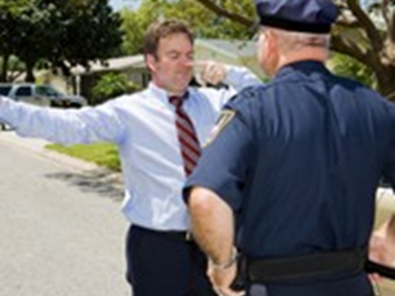A New Manual for Field Sobriety Tests