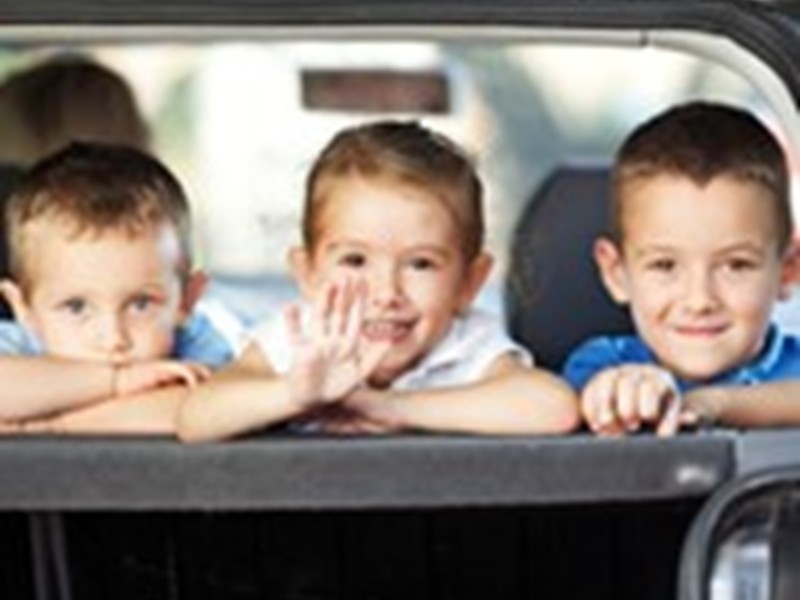 What Happens When There are Kids in the Car?